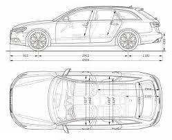 Toyota Prius Interior Dimensions Car Line Art Cartype