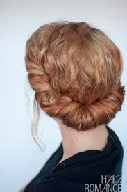 headband roll 30 bridesmaid hairstyles your friends will actually hair
