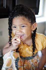 hair dos for biracial children hair care routine for kids