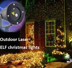 Christmas Decorations Laser Lights by Laser Star Showers Waterproof Outdoor Laser Light Projector