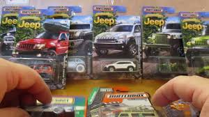 matchbox jeep grand cherokee diecast haul for the month of april part 1 matchbox jeep series