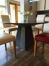 Dining Room Furniture Pittsburgh Tables Bases U0026 Stools Creative Concrete Furniture Fabrication And