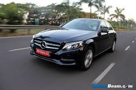 mercedes c class price in india mercedes c class test drive review