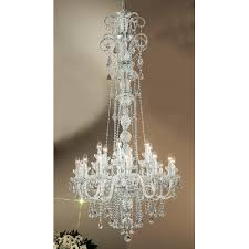 Lead Crystal Chandelier Buy Regency Ii 9 Light Empire Chandelier Crystal Type Swarovski