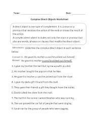 5th grade grammar worksheets u2013 wallpapercraft