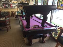 professional pool table size pool tables birmingham al r g billiards