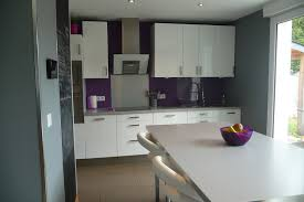 deco cuisine violet séverine solutions d intérieur conseils en décoration finistère