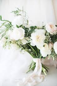 Wedding Flowers Greenery Breezy Seaside Wedding With Cascading Greenery Ruffled