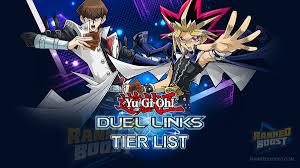 yu gi oh duel links tier list best decks u0026 cards rankedboost