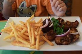 cuisine dinde tassot de dinde fried turkey picture of le lambi miami