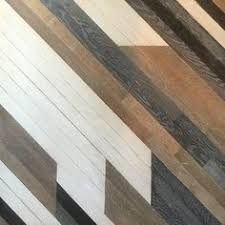 engineered geometric oak panel textures