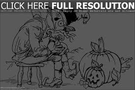 Halloween Fun Pages Printables Spooky Halloween Coloring Pages U0026 Printables U2013 Fun For Halloween