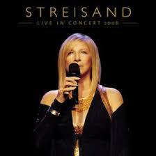 live in concert 2006 by barbra streisand on apple