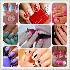 step by step nail art design simple nail art design at home home