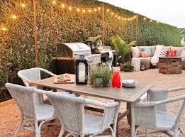 Backyard Light Pole by 10 Easy Ways To Give Your Backyard Personality City Farmhouse