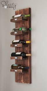 amazing diy wine rack shanty 2 chic throughout how to build wine