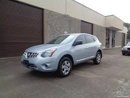 Nissan Rogue Grey - 2015 nissan rogue select s for sale in houston tx stock 15052
