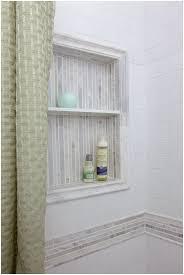 bathroom built in shelves floating glass shelves for bathroom