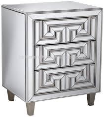 Venetian Mirrored Bedroom Furniture Art Deco Mirrored Furniture Art Deco Venetian Glass Console Table