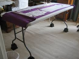 Folding Sewing Cutting Table Eugenia U0027s Fabulous World Of Fashion Taking Some Pain Out Of