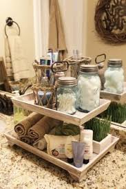 How To Organize A Bathroom 7 Ways To Organize A Bathroom Without A Medicine Cabinet Or