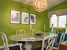 green dining room ideas rooms viewer hgtv