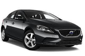 volvo uk volvo v40 company car vehicle review arval uk