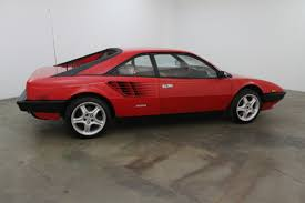 ferrari hatchback coupe 1982 ferrari mondial beverly hills car club
