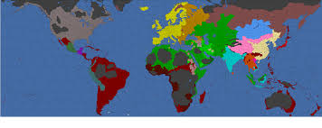 Religions Of The World Map by Improving Religious Map Page 4 Paradox Interactive Forums