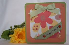handmade birthday cards u2013 homemade cardmaking ideas for birthdays