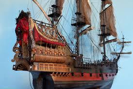 Black Beard Flag Blackbeard Pirate Ship