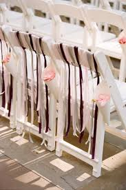 chair ribbons wedding supplies at linentablecloth