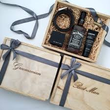 best man gift bridal co bridal party gift boxes