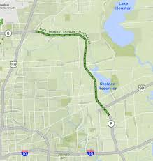 harris county toll road map the county judge report