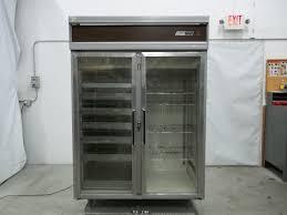 glass door commercial refrigerator used