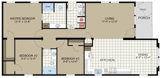 Titan Mobile Home Floor Plans The Brady 760 Titan Homes Champion Homes