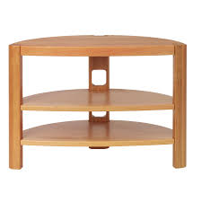 corner tv stand with glass doors furniture light cherry small corner tv stand with shelves