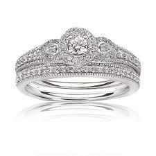 white gold halo engagement rings abigail halo engagement ring in 14k gold engagement
