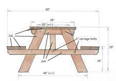 kids picnic table plans kid picnic table plans images table decoration ideas