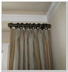 Decorative Rods For Curtains Awesome Decorative Half Curtain Rods Curtains Pinterest Interiors