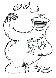coloring pages sesame street coloring sheets free sesame street