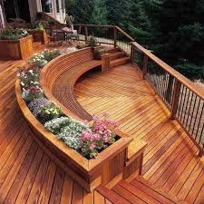 Wood Bench Designs Decks by 87 Best Eco Wood Bench Images On Pinterest Outdoor Benches
