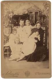 Russian Cabinet A Guide To Early Mounted Photographs