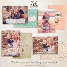 christmas card templates for photographers 2014 svoboda2 com