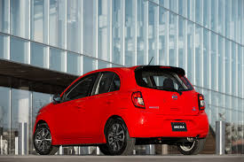 nissan micra review canada canadian market nissan micra revealed with 1 6 liter engine video