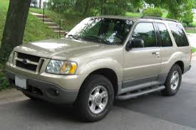 2003 ford explorer sport information and photos zombiedrive
