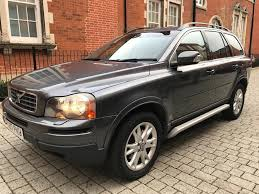 volvo history 2007 volvo xc90 2 4 d5 se awd 7 seater automatic 1 owner