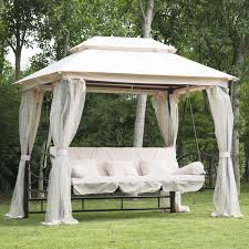 Patio Gazebo Replacement Covers by Patio Swing Canopy Replacement Person Patio Swing With Canopy Soft