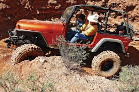 driving a jeep wrangler ten jeep wrangler driver stereotypes 10 they re rednecks