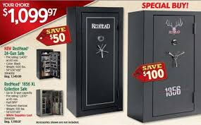 black friday deals on gun safes black friday deal redhead outdoor series fire resistant gun safe